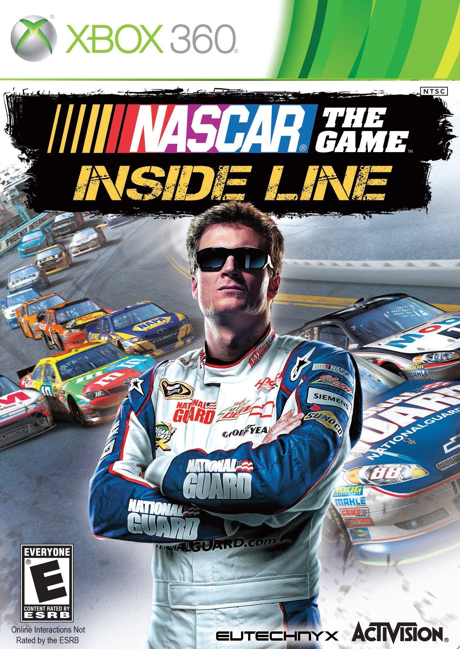 NASCAR The Game Inside Line,NASCAR, Game, Line