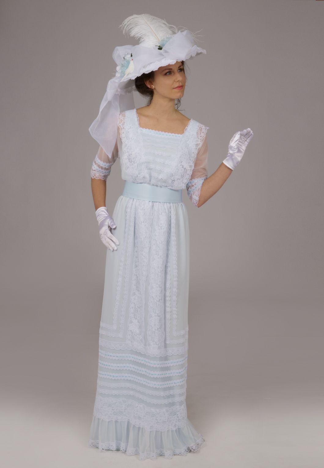 Estella Edwardian Dress
