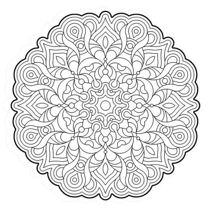 Ausmalbilder Von Mandalas Https Www Ausmalbilder Co Ausmalbilder Von Mandalas Mandala Coloring Pages Mandala Coloring Mandala