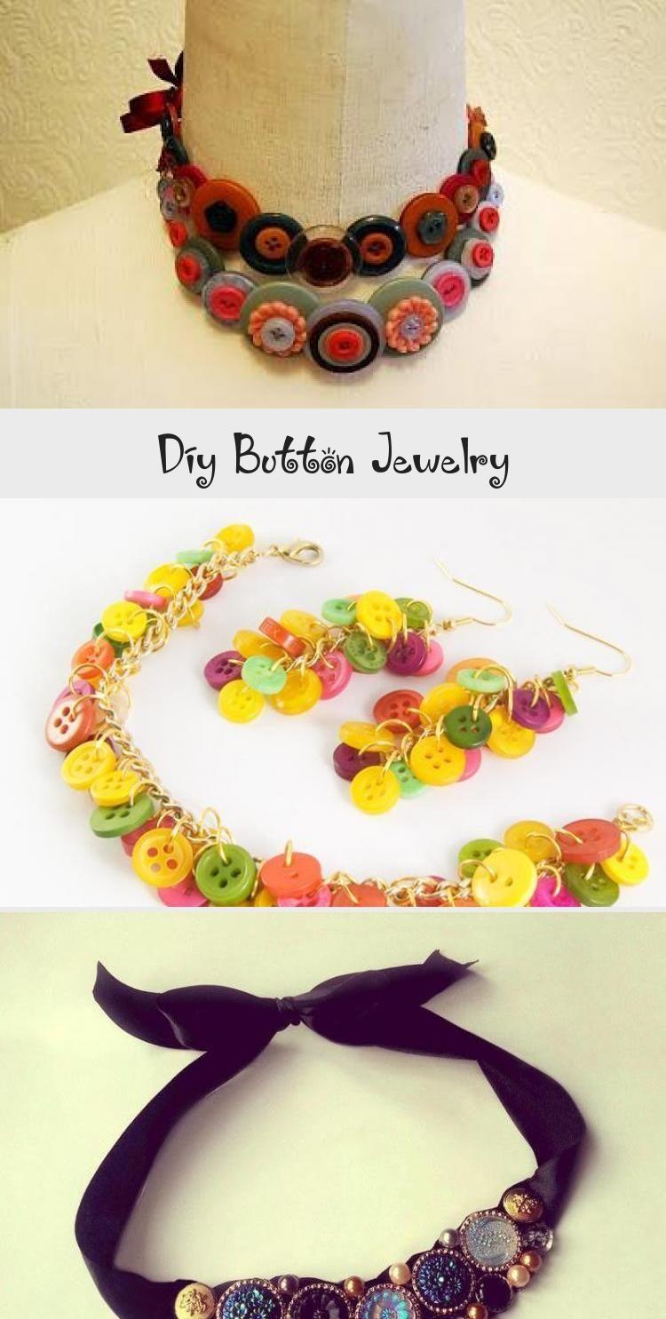 Photo of Diy Button Jewelry – Jewellery | DCHouzz