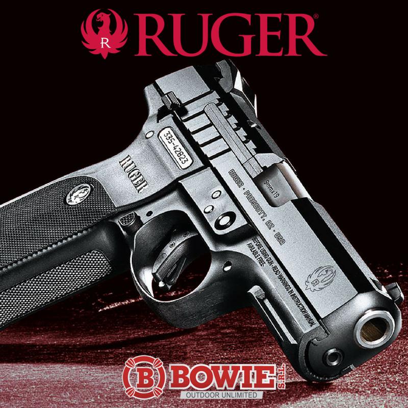 Pin En Ruger American Pistol