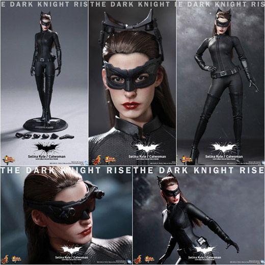 Movie Masterpiece Dark Knight Rising Cat Woman (five A