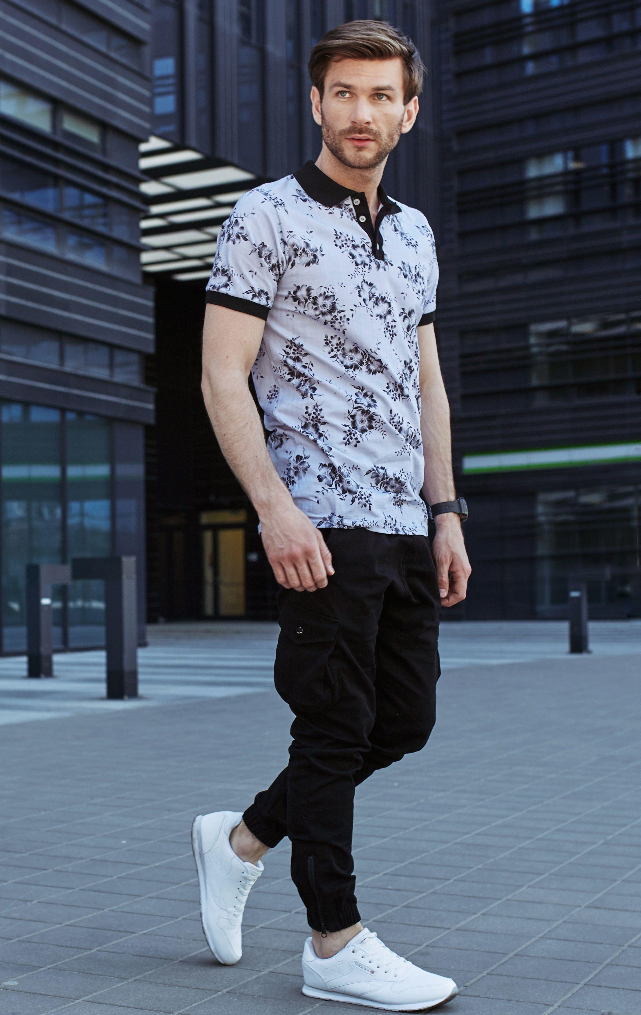 Koszulki Polo To Niebanalne Dopelnienie Letnich Stylizacji Sa Stylowe I Wygodne Przyciagaja Spojrzen Online Mens Clothing Online Shopping Clothes Mens Shirts