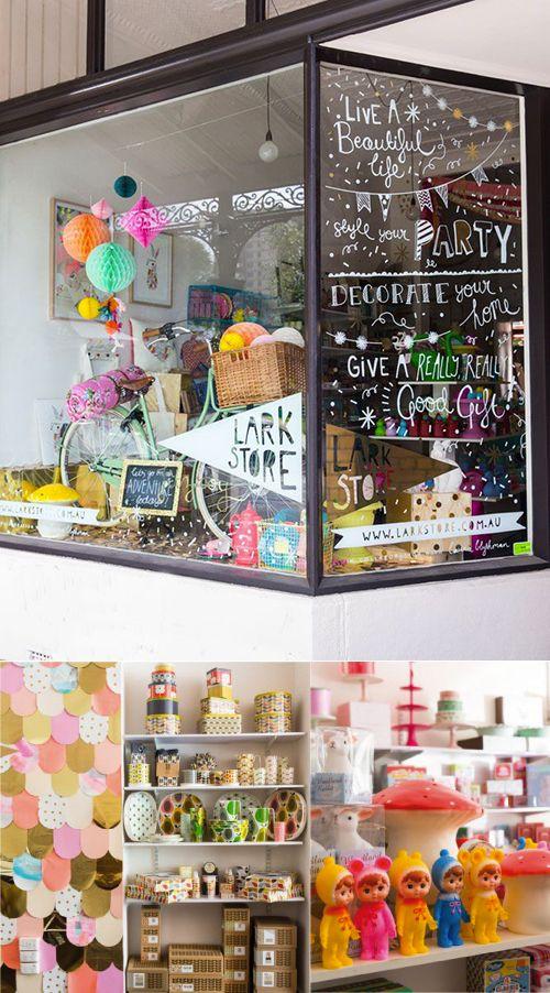 W.o.w. Effect: #2 Lark Store - Pom ♥  Pom  Chic