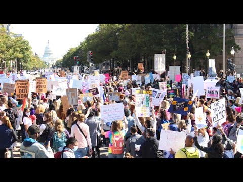 By Jeanette Lenoir The Women S March In Washington Dc And Across The Country Was Another Clear Message To The Current Administrati Womens March Women Jeanette