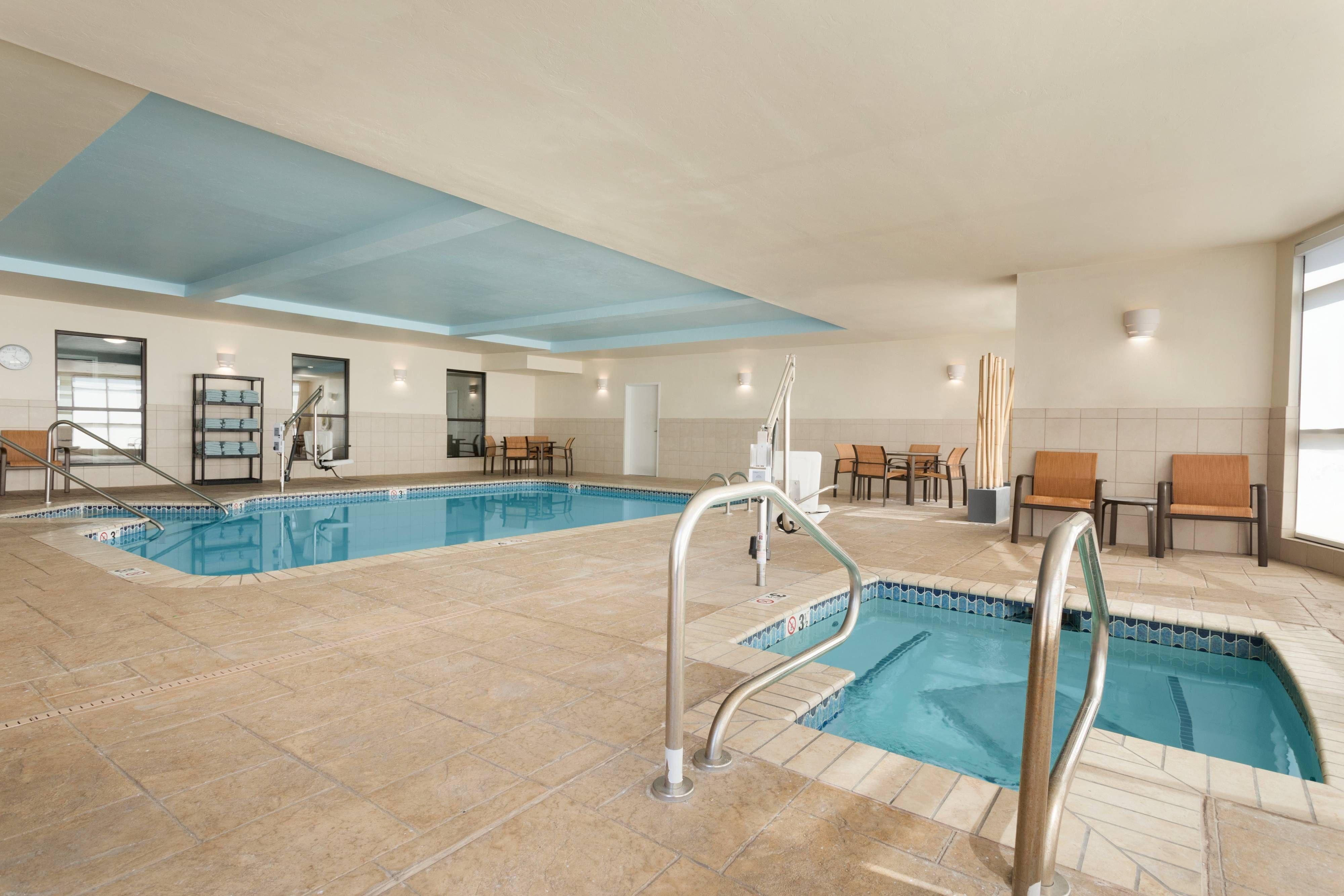 Courtyard Oklahoma City North Indoor Pool Holidays Guestroom Suite Courtyard Indoor Pool Indoor