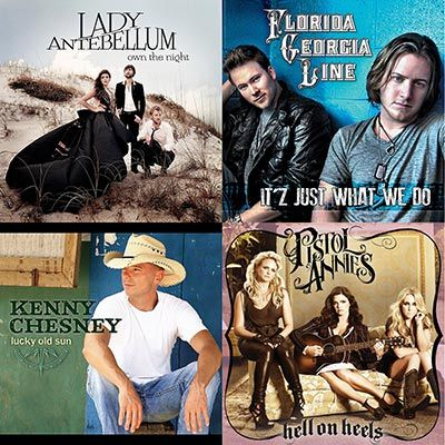 Check out this Today's Country Hits station