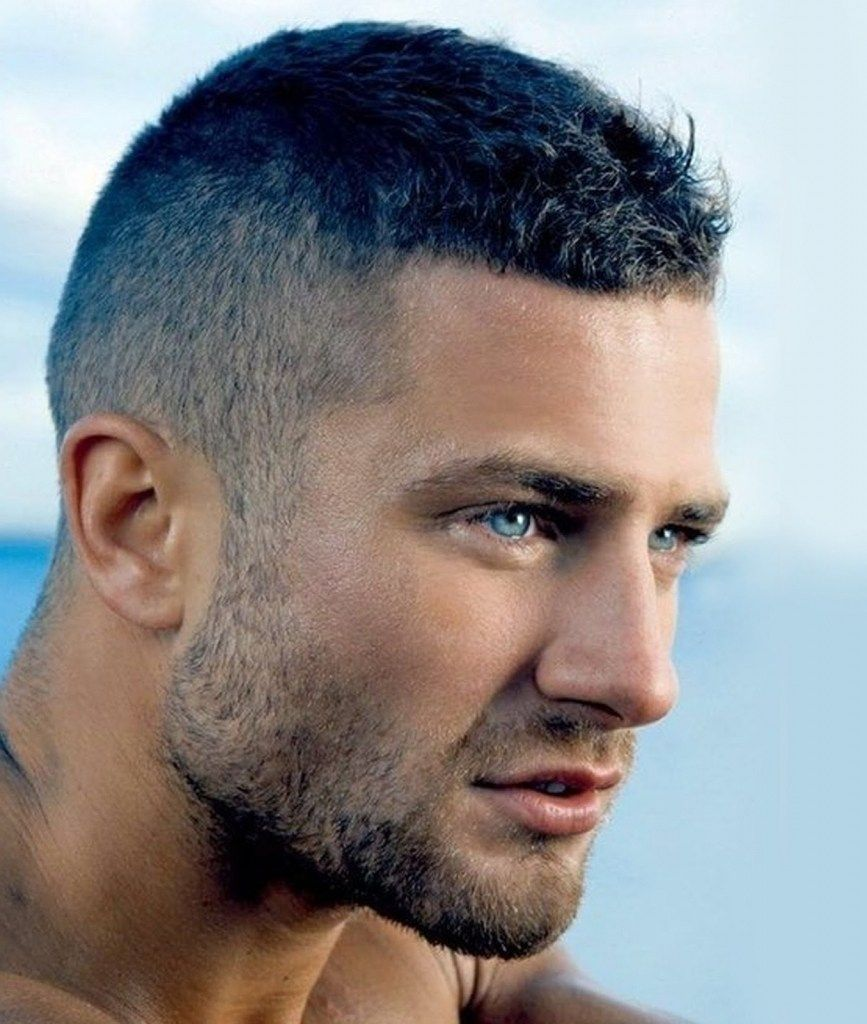 Mens short mohawk hairstyles top short mens hairstyles of