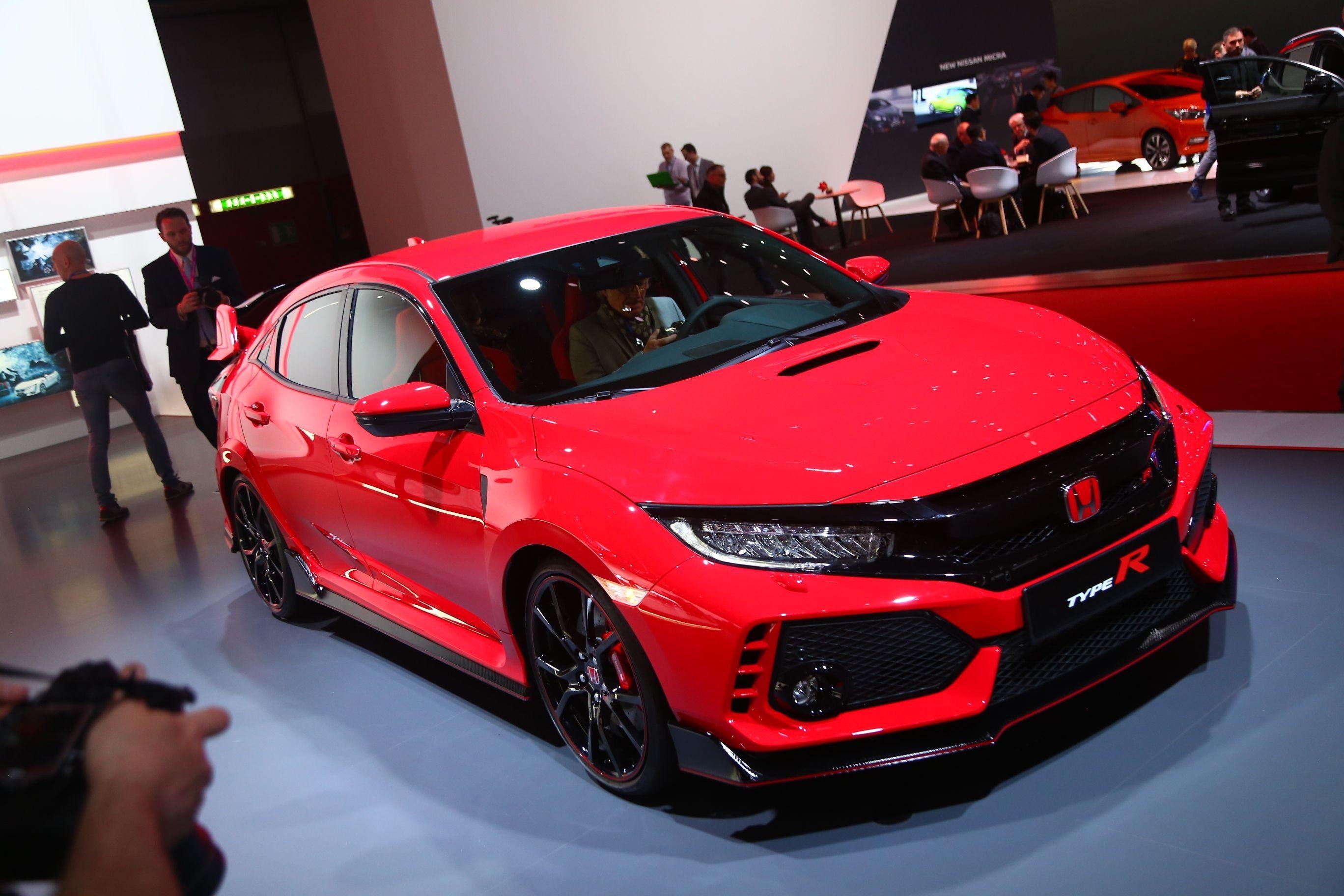 2019 Honda Civic Type R Exterior Cars New Honda Civic Hatchback