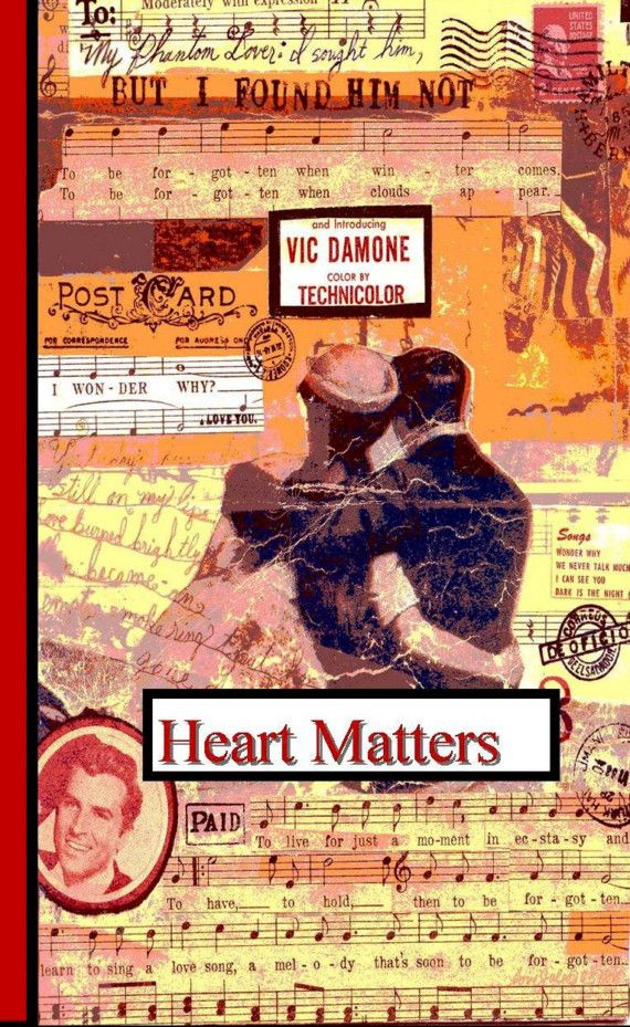 Heart Matters workbook  a direct path to the real by julianacoles, $15.00