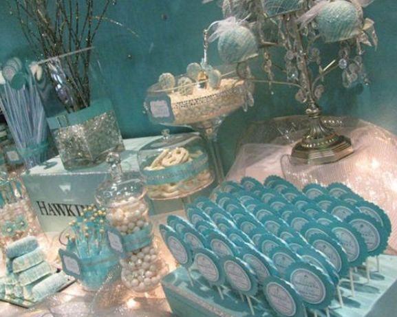 Tiffany Blue Wedding Theme Weddings Romantique