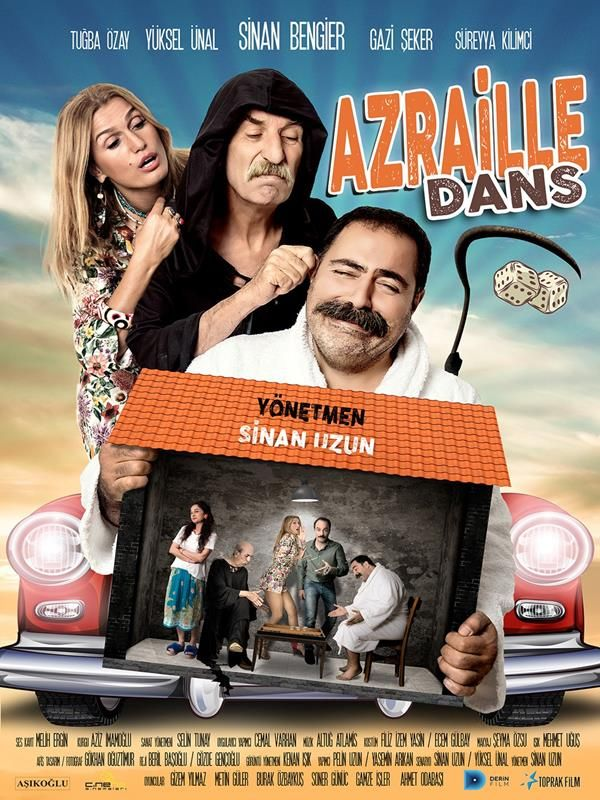 Azraille Dans 2018 Yerli Komedi Filmi Tek Parca Full Hd Izle Film Komedi Komedi Filmleri