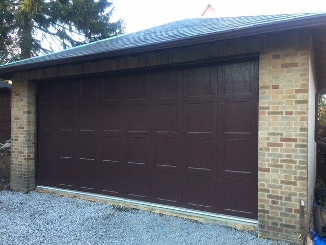 Side Sliding Garage Door   Garage Door Opener