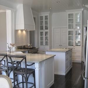 Stacy Nance Interiors Kitchens Kitchen Peninsula