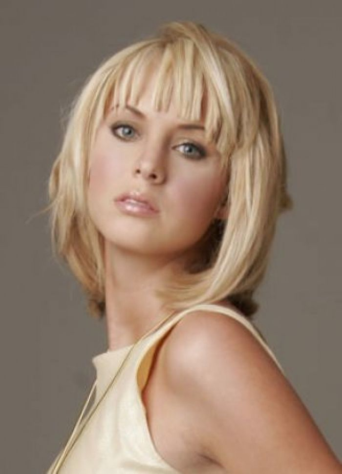Medium Hairstyles For Fine Thin Hair Pictures 2 Design 327x454 Pixel