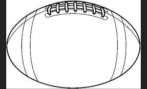 Image Result For Clipart Black And White Rugby Ball Clipart Black And White Clip Art Rugby Ball