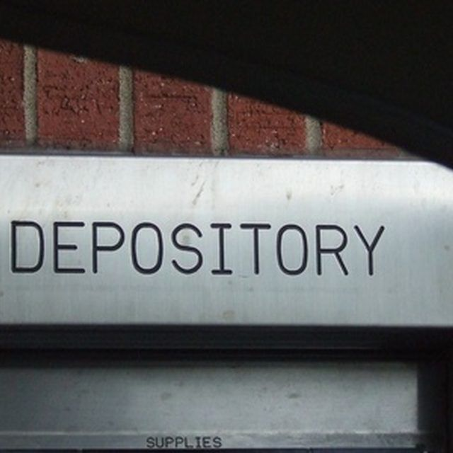 how to deposit money from another bank
