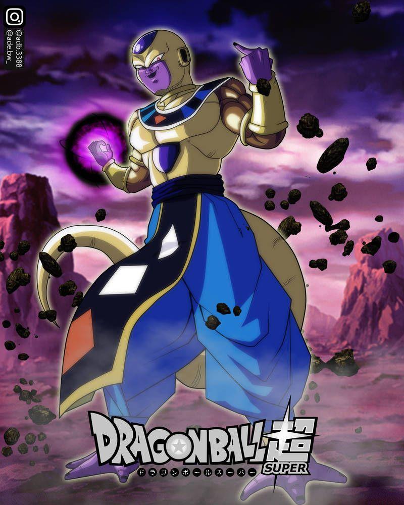 Frieza The God By Adb3388 On Deviantart Dragon Ball Super Manga Dragon Ball Super Dragon Ball