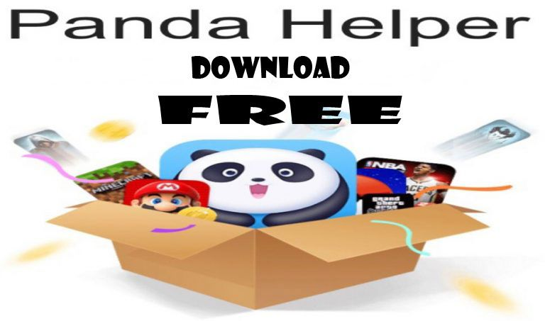 Download panda helper for iOS device without jailbreak