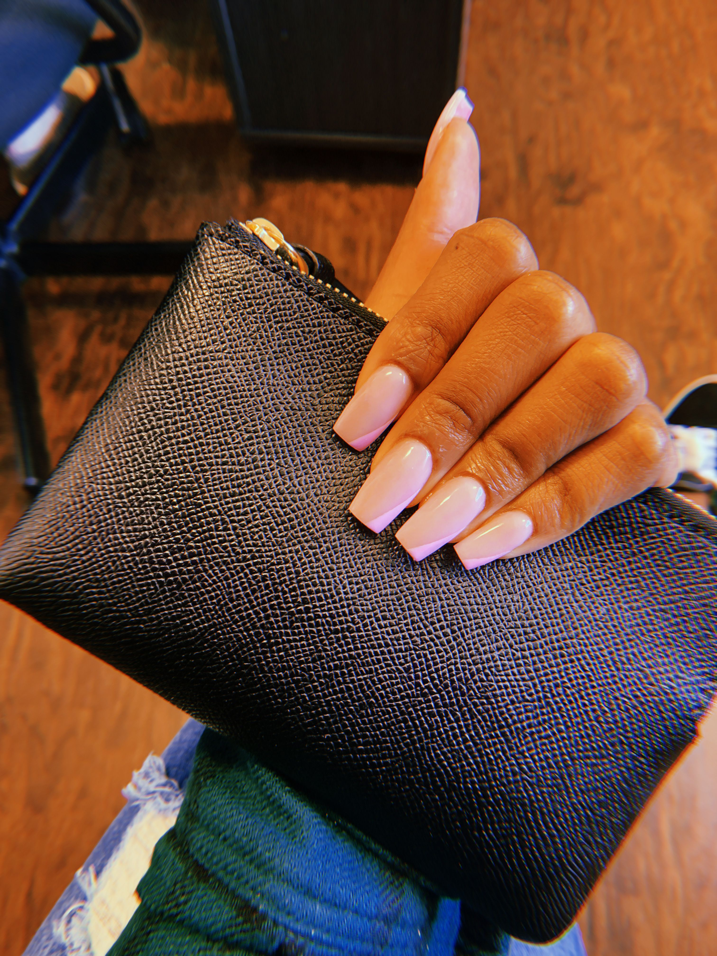 Acrylic Nail Design In 2020 Coffin Nails Designs Acrylic Nails Simple Nail Designs