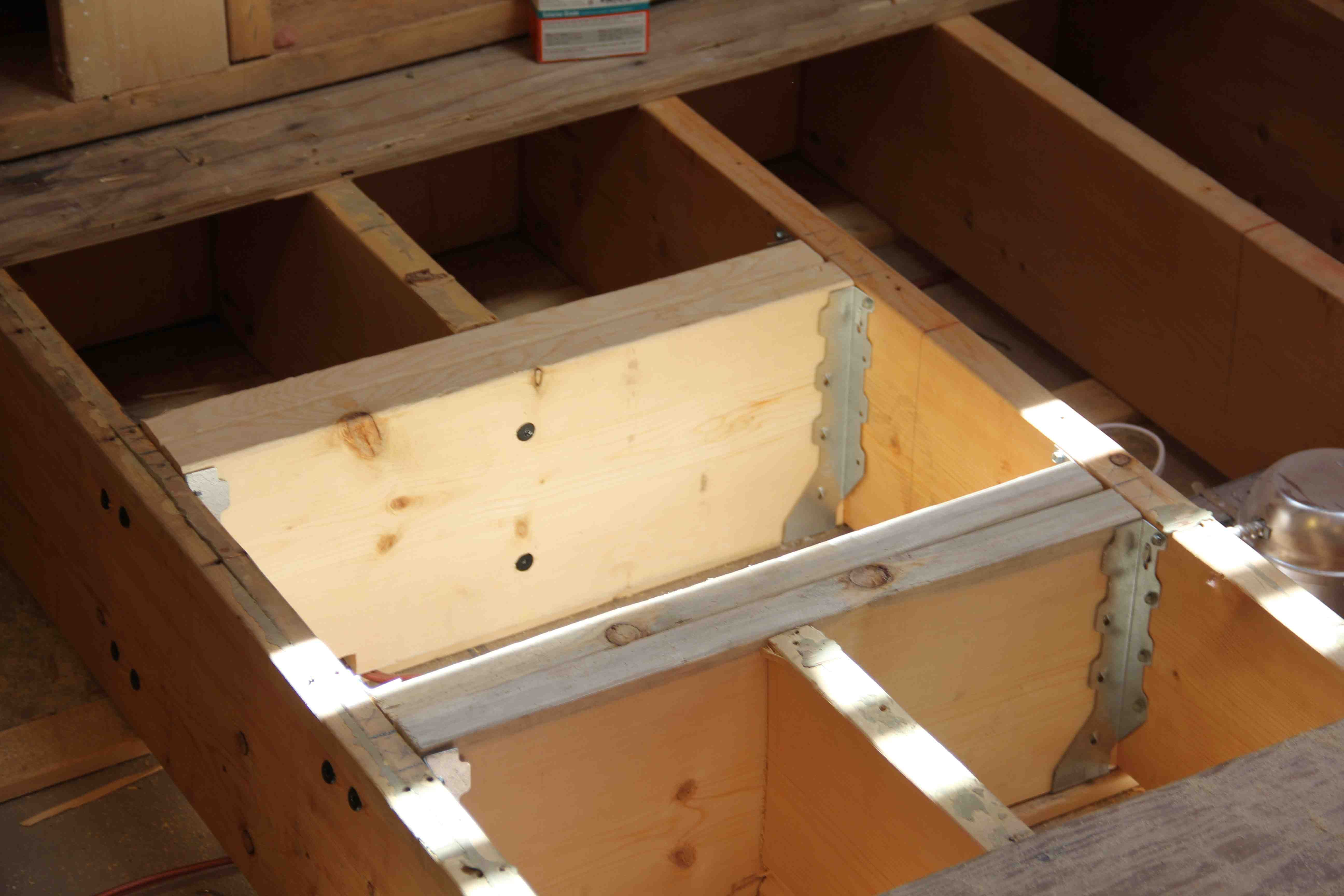 How To Strengthen Floor Joists Beste Awesome Inspiration Attic Flooring Attic Renovation Kids Bedroom Remodel