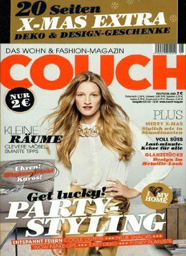Couch Gruner Jahr Http Www Amazon De Deko Design Schoner Wohnen Zeitschriften