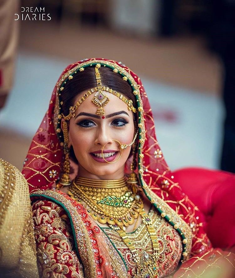 Pinterest pawank90 Bride beauty, Bride, Indian bridal