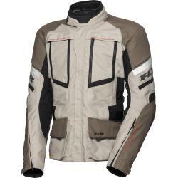 Photo of Flm travel textile jacket 2.0 brown men size M Flm