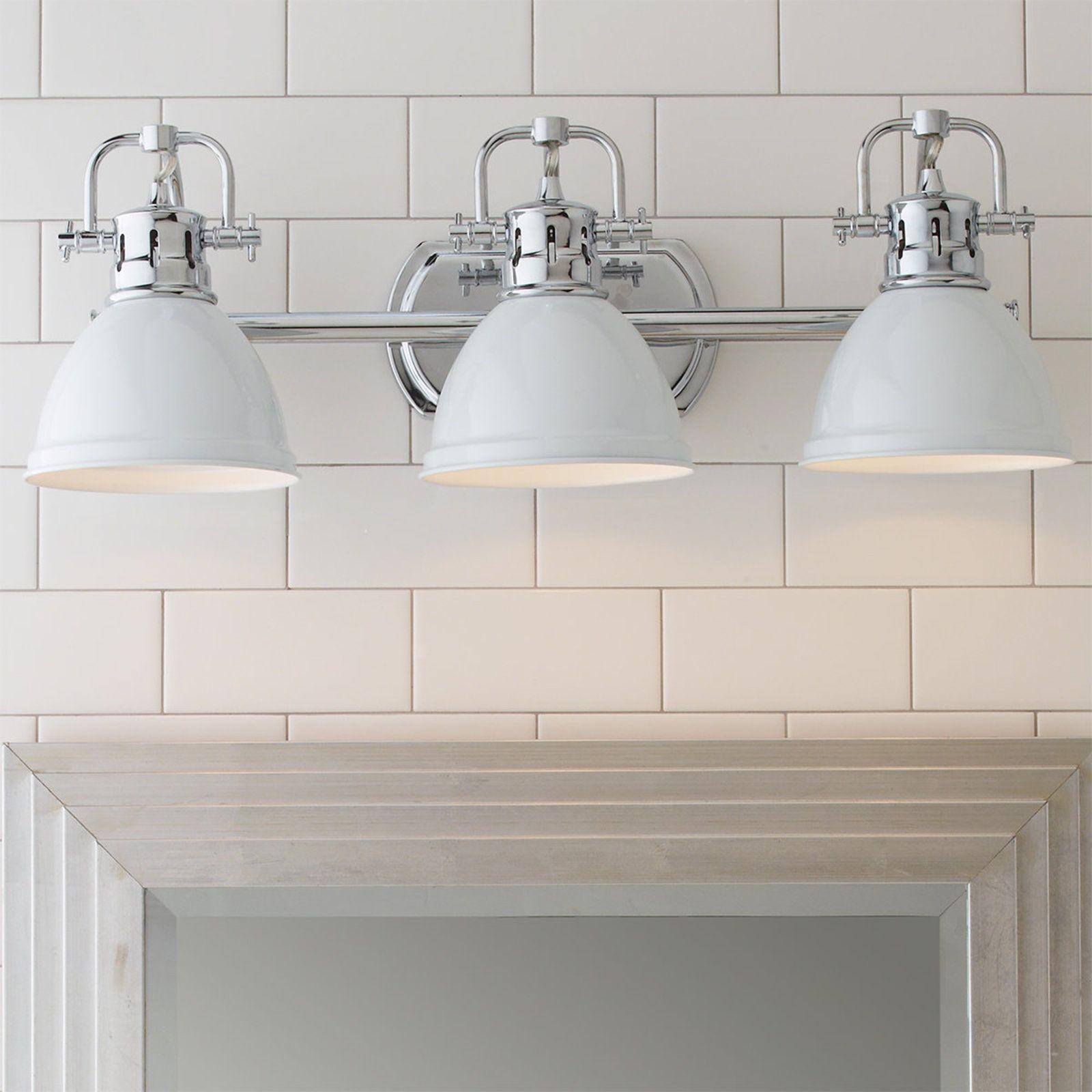Clic Dome Shade Bath Light 3