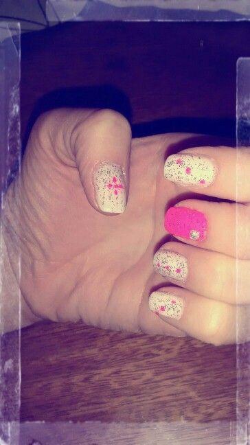 Diseño  en uñas... Chuny