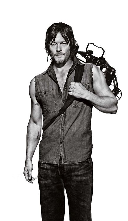 f4f8fb78ff Norman Reedus,back at it again with the crossbow. | Attractive Lads ...