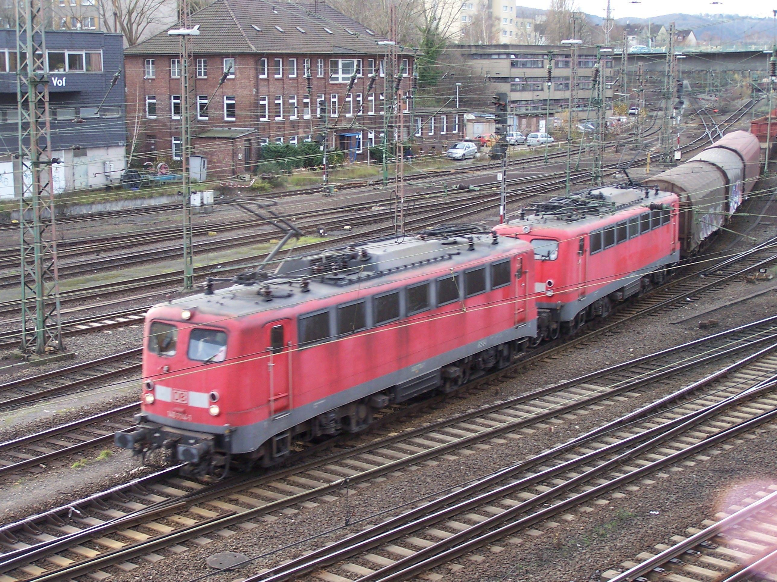 2009.11.25. 140-774+x in Hagen Vorhalle
