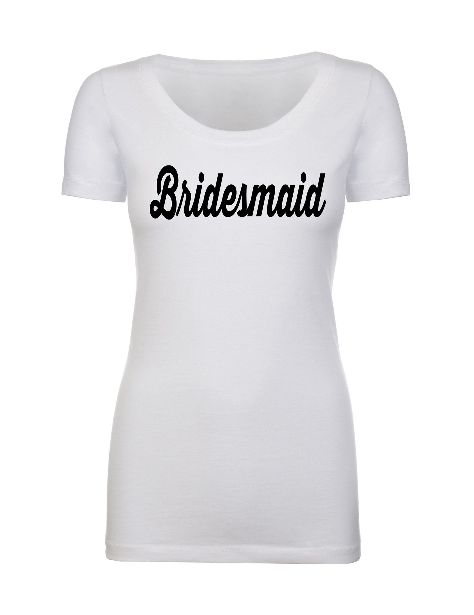 Bridesmaid - Modern