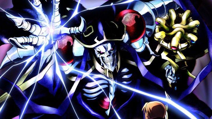 Download Momonga Overlord Anime Wallpaper High Res 1920x1080 Overlord