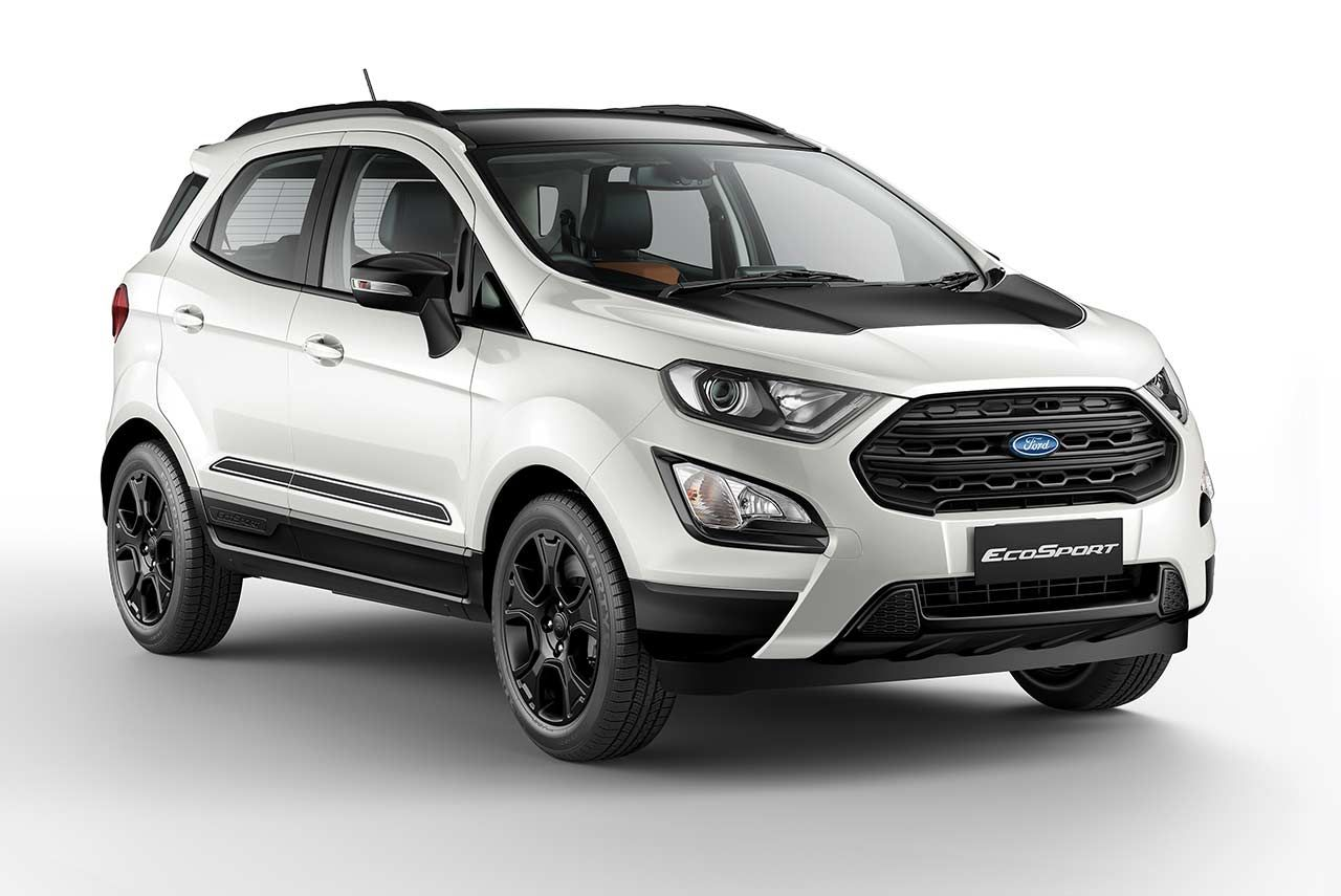 Ford Has Launched The My2019 Ecosport In India With Several Updates Along With It The Company Has Also Introduced The Ford Eco Ford Ecosport Ford Suv Car Ford