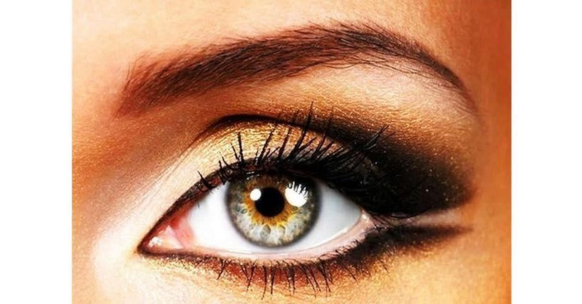 The 10 Best Eyeshadow Colors for Hazel Eyes | Colorful ...