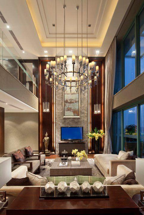 excellent living room interior design | Excellent Luxurious Living Room Designs | House design ...