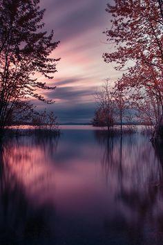 Landscape Nature Sunset
