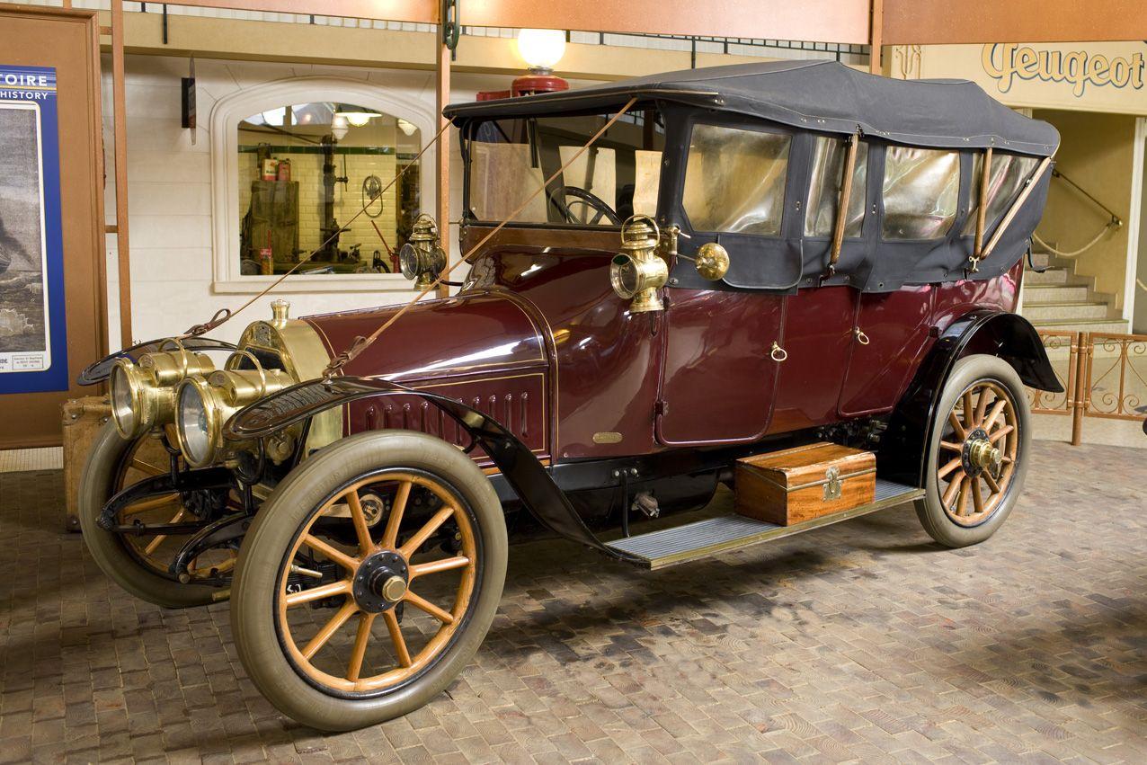 Peugeot fête les vingt ans de son superbe musée | Autonewsinfo