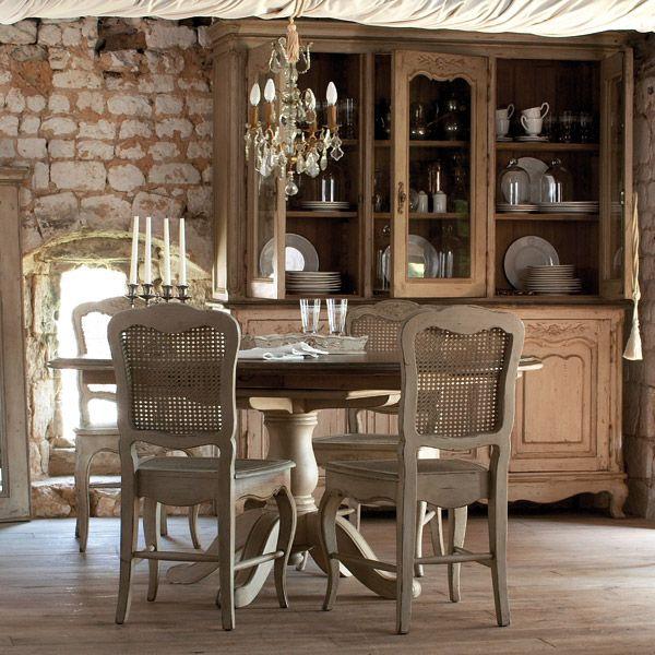 table ronde allonges 6 8 couverts house decor pinterest table table ronde et mobilier. Black Bedroom Furniture Sets. Home Design Ideas
