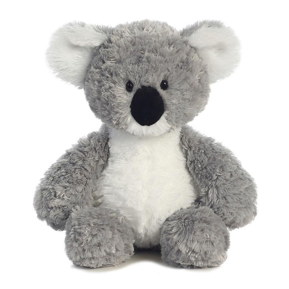 12 Gray Koala Bear Tubbie Wubbie Aurora Plush Stuffed Animal Toy 31085 Aurora Koala Plush Koala Stuffed Animal Plush Stuffed Animals