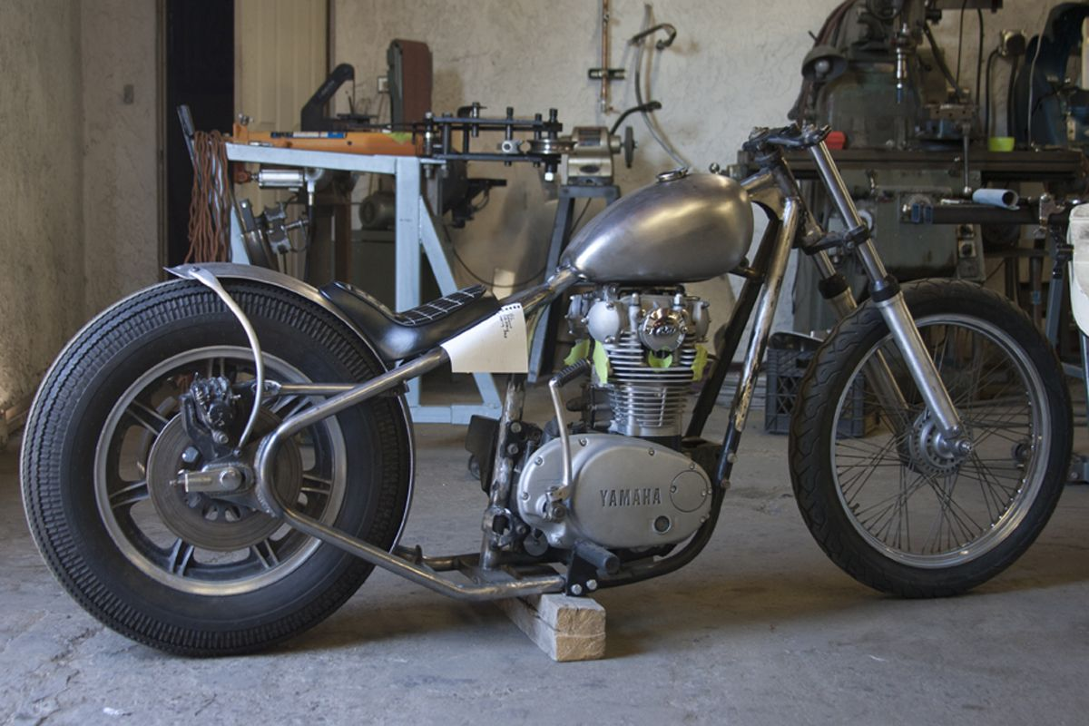 Lowbrow Customs Blog-O-Rama: Customer Bike Spotlight