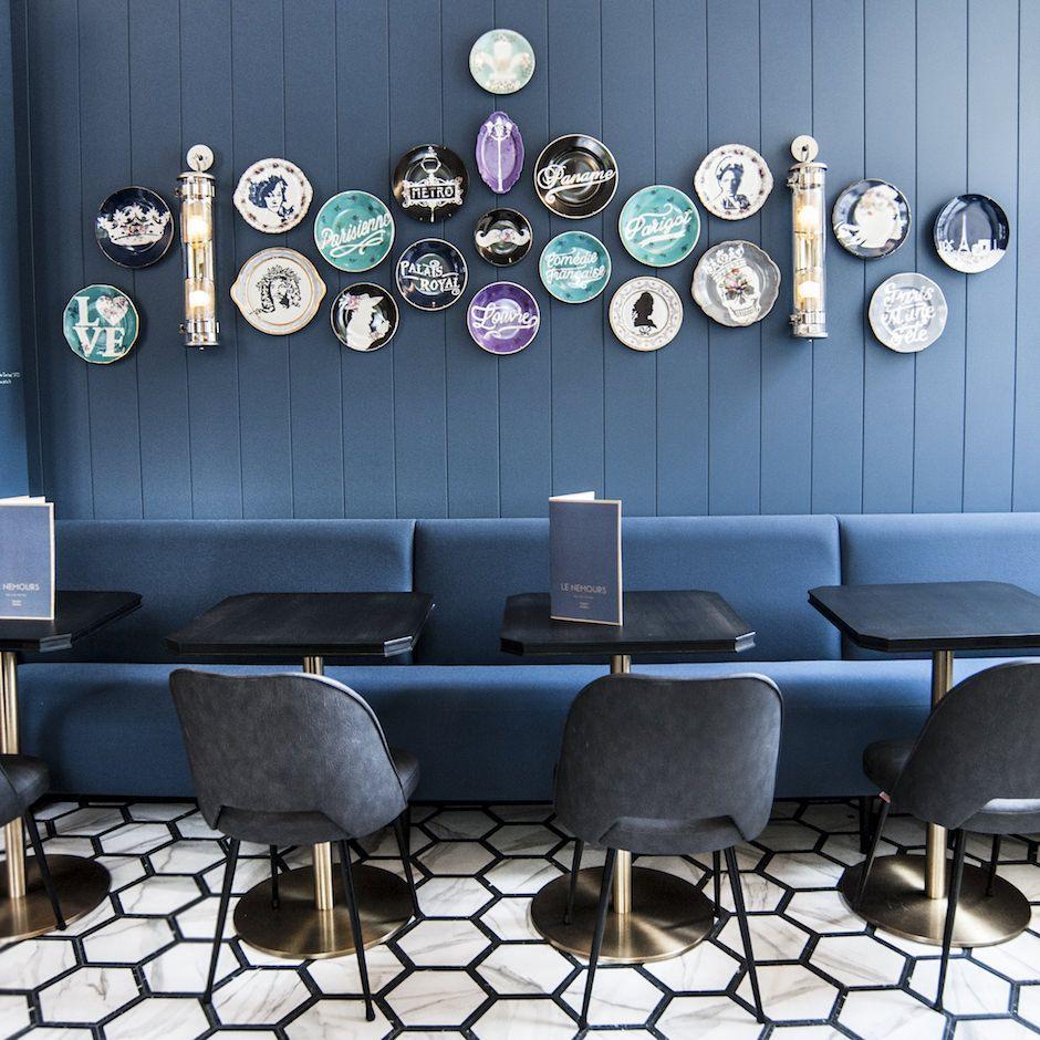 Michael-Malapert-Interior-Design-restaurant-Le-Nemours-Paris ...