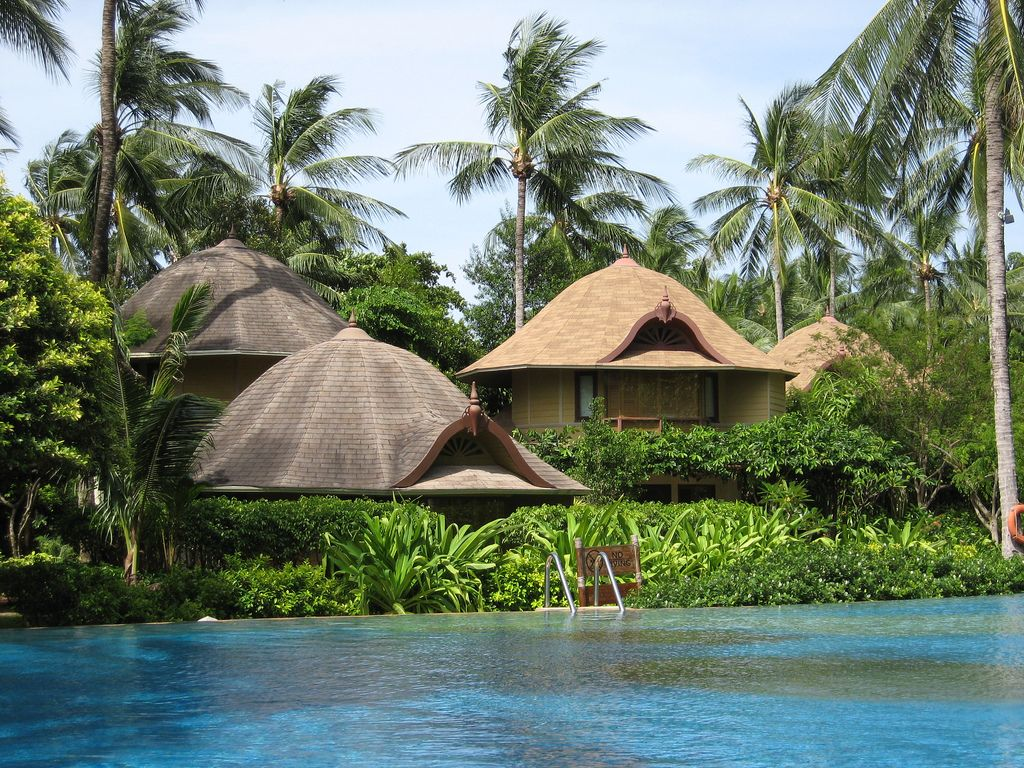 Rayavadee Resort Krabi Flickr Cambodia Travel Thailand Beach Huts