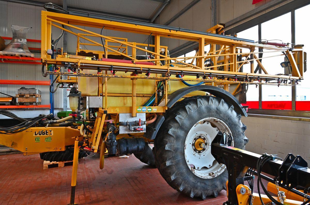 Dubex Junior 9488 Pflanzenschutzspritze Einfache Maschinen Landmaschinen Gartentechnik