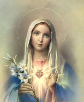 Holy Mary Mother of GOD!   My Faith   Pinterest   God, Grace o ...