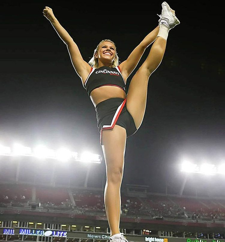 Wardrobemalfunction Cheerleaders Cheerleader Cheerleading Fail Funny Babes