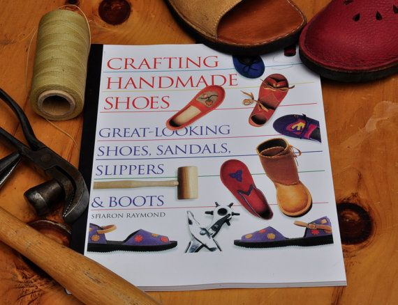 Crafting Handmade Shoes   Shoes patterns   Simple shoes