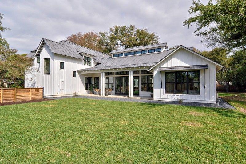 Pole Barn House Plans Black Windows Board And Batten