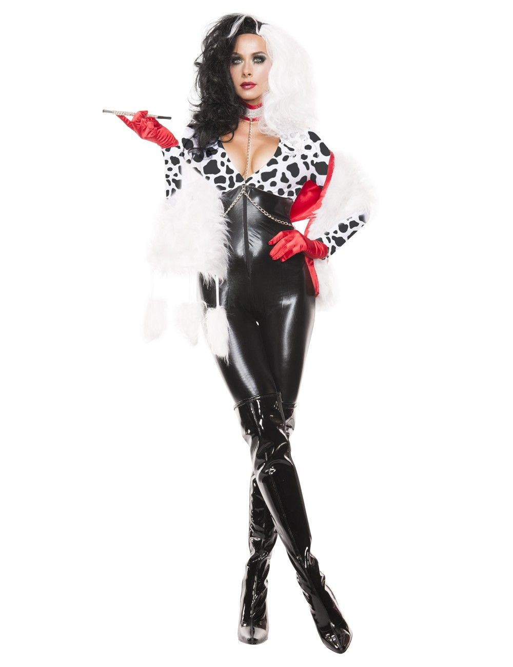 Puppy de vil costume you will be the queen of dalmatians in this puppy de vil costume you will be the queen of dalmatians in this sexy cruella solutioingenieria Gallery
